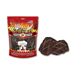 Loving Pets Grill-icious® Bite-Size Beef Dog Treats