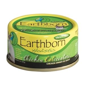 Earthborn Holistic Chicken Catcciatori Cat Food 3 oz