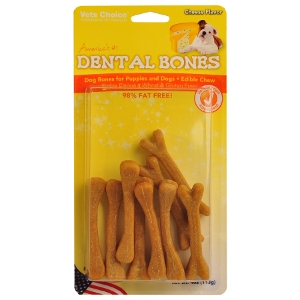 Dental Bones - Cheese 3pk