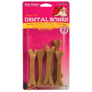 Dental Bone - Liver 6pk