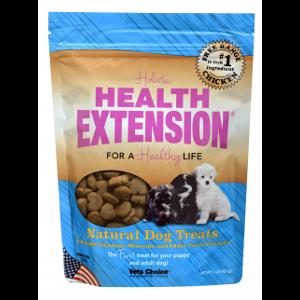 Holistic Health ExtensionHeart Shaped Natural Dog Treats