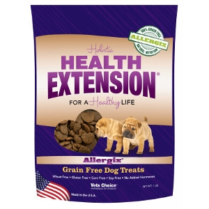 Holistic Health Extension Allergix Grain Free Dog Treats