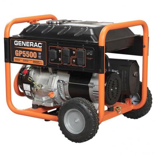 Generator, GP 5500