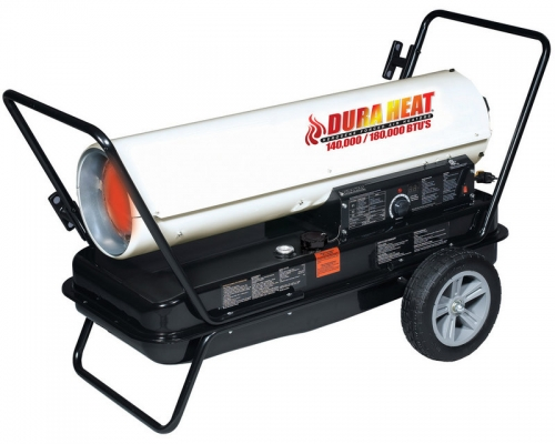 180K BTU Forced Air Heater