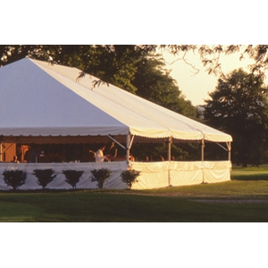20x40 White Elite Canopies