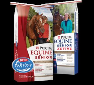 $2 OFF Purina Equine Senior