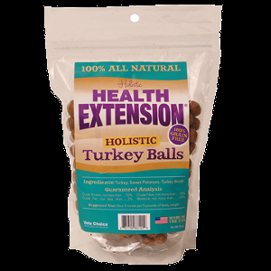 Holistic Health Extension Turkey Balls 10 oz.