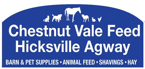 Chestnut Vale Feed Inc./Hicksville Agway Logo