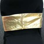 Color Swatch: Gold Lame
