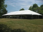 Frame Tent, 40'x80' Quick Track