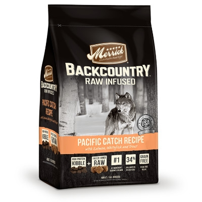 Merrick Backcountry Pacific Catch Dry Dog Food