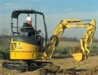 Excavator 7'