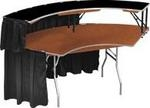 Tables, Serpentine Bar