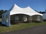 Frame Tent 20'x30' white