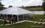 Frame Tent, 30'x30' Quick Track