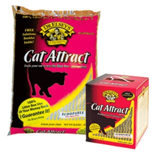 Dr. Elsey's® Cat Attract Cat Training Litter