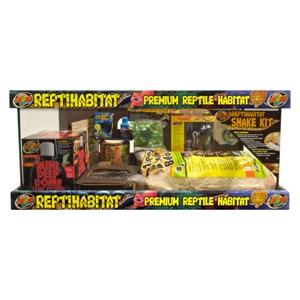 20 Gallon ReptiHabitat™ Snake Kit