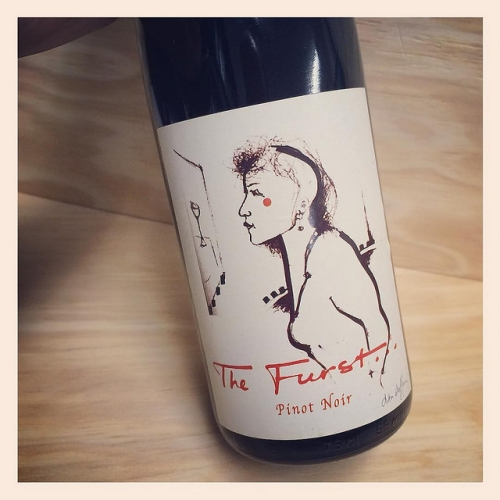 The Furst Pinot Noir - 2011