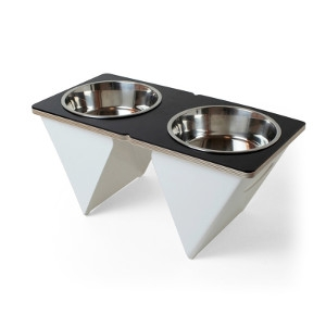 DripModule Pet Bowl The Boxer Tall