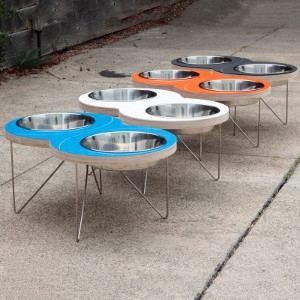 DripModule Pet Bowl The Eight