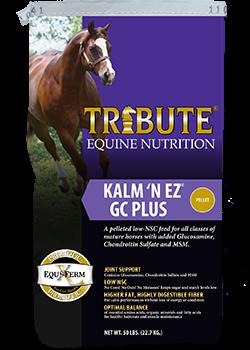 Tribute Kalm 'N EZ® GC Plus Pellets