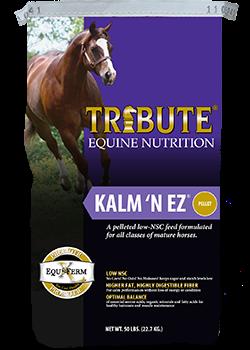 Tribute® Kalm N' Ez Pellet