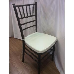 Chiavari Chair (Fruitwood)with Cushion