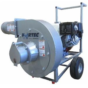 Intec Vortec 390 Gas Insulation Vacuum