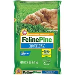 Feline Pine™ Non-Clumping Litter 40 lb