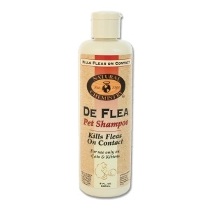 Deflea Pet Shampoo For Cats