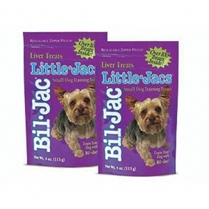 Bil-Jac Little Jacs Treats For Dogs