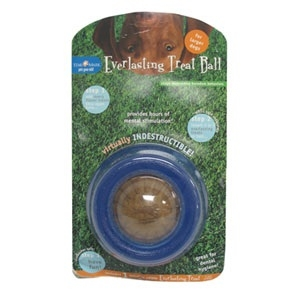 Everlasting Treat Ball Blue Large