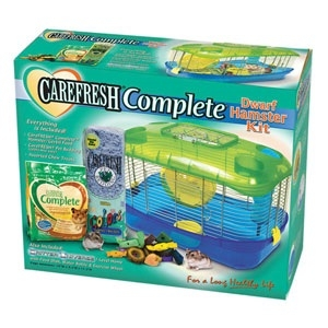 Carefresh Dwarf Hamster Kit