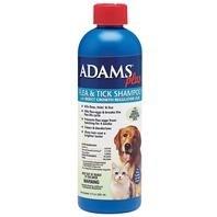 Adams Plus Fl/tk Shampoo W/igr