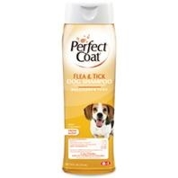 Perfect Coat Flea & Tick Dog Shampoo