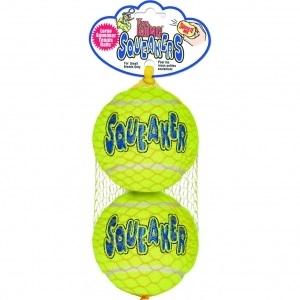Large Squeaker Tennis Balls
