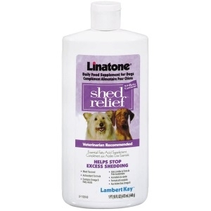 Shed Relief Dog 16 Ounces