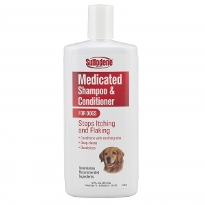 Sulfodene Shampoo