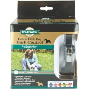 Deluxe Little Dog Bark Control
