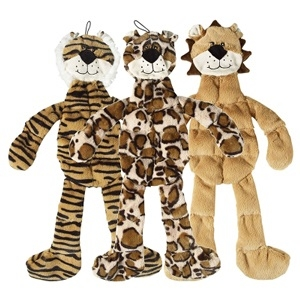 Skinneeez Tons-O-Squeakers Assorted 18 Inch