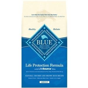 Blue Buffalo Life Protection Formula Chicken & Brown Rice Recipe