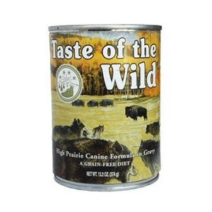 Taste of the Wild High Prairie Canine® Formula in Gravy