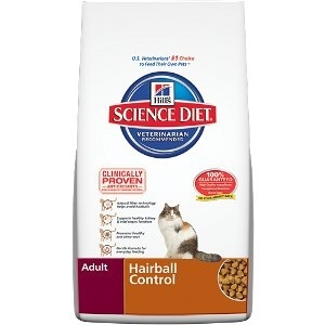 Science Diet® Adult Hairball Control