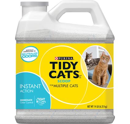 Tidy Cat 20lb Instant Odor Control Jug