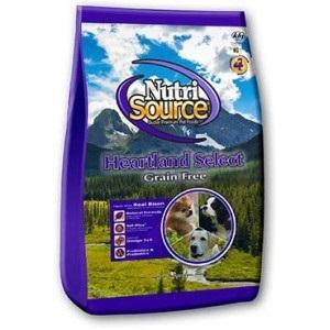 NutriSource® Heartland Select Grain Free Dog Food