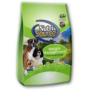 NutriSource® Weight Management Dog Food