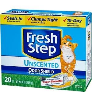 Fresh Step® Odor Shield Fragrance Free 14 lb