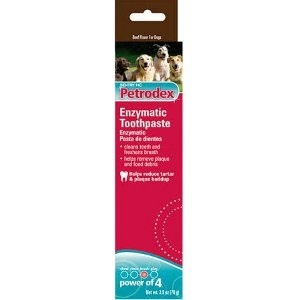 Petrodex® Enzymatic Toothpaste Dog Beef Flavor Card 2.5oz