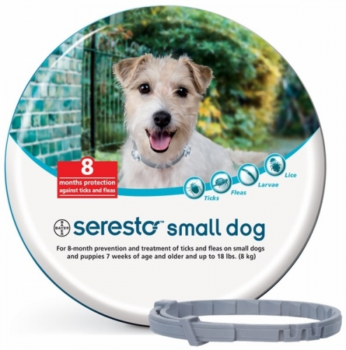 Seresto Flea & Tick Collar Small Dog
