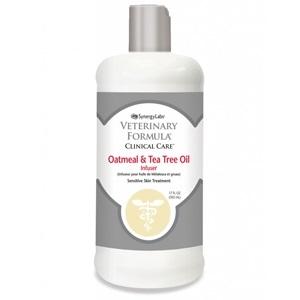 Synergy Labs Veternarian Formula Clinical Care Oatmeal & Tea Oil Shampoo